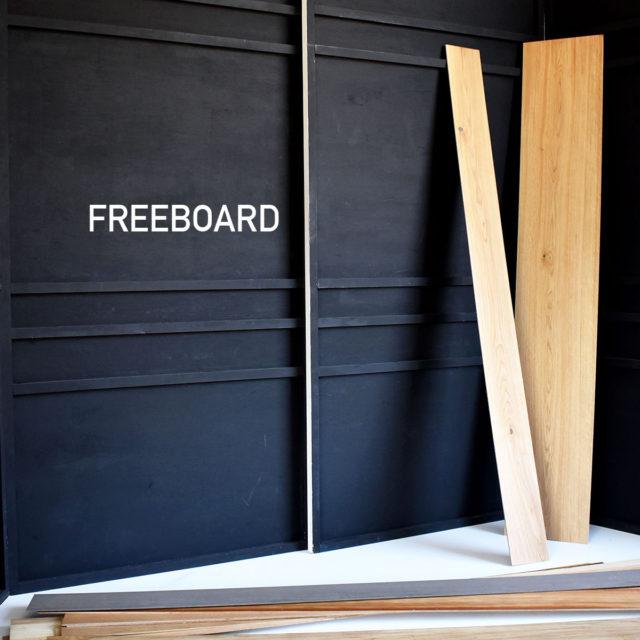 FREEBOARD 商品説明