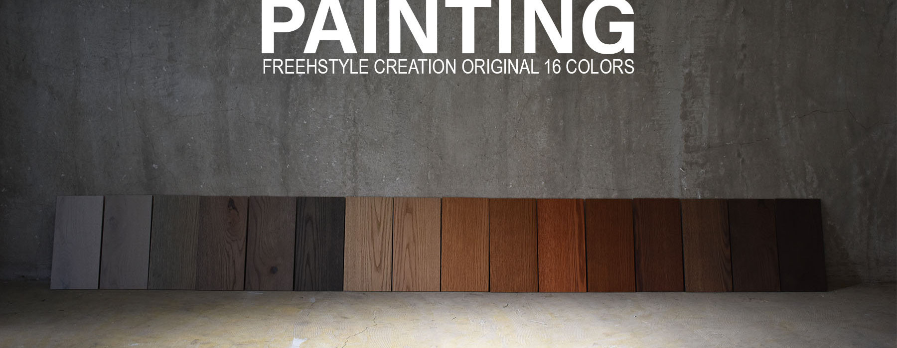 FREEHSTYLE CREATION ORIGINAL 16COLORS