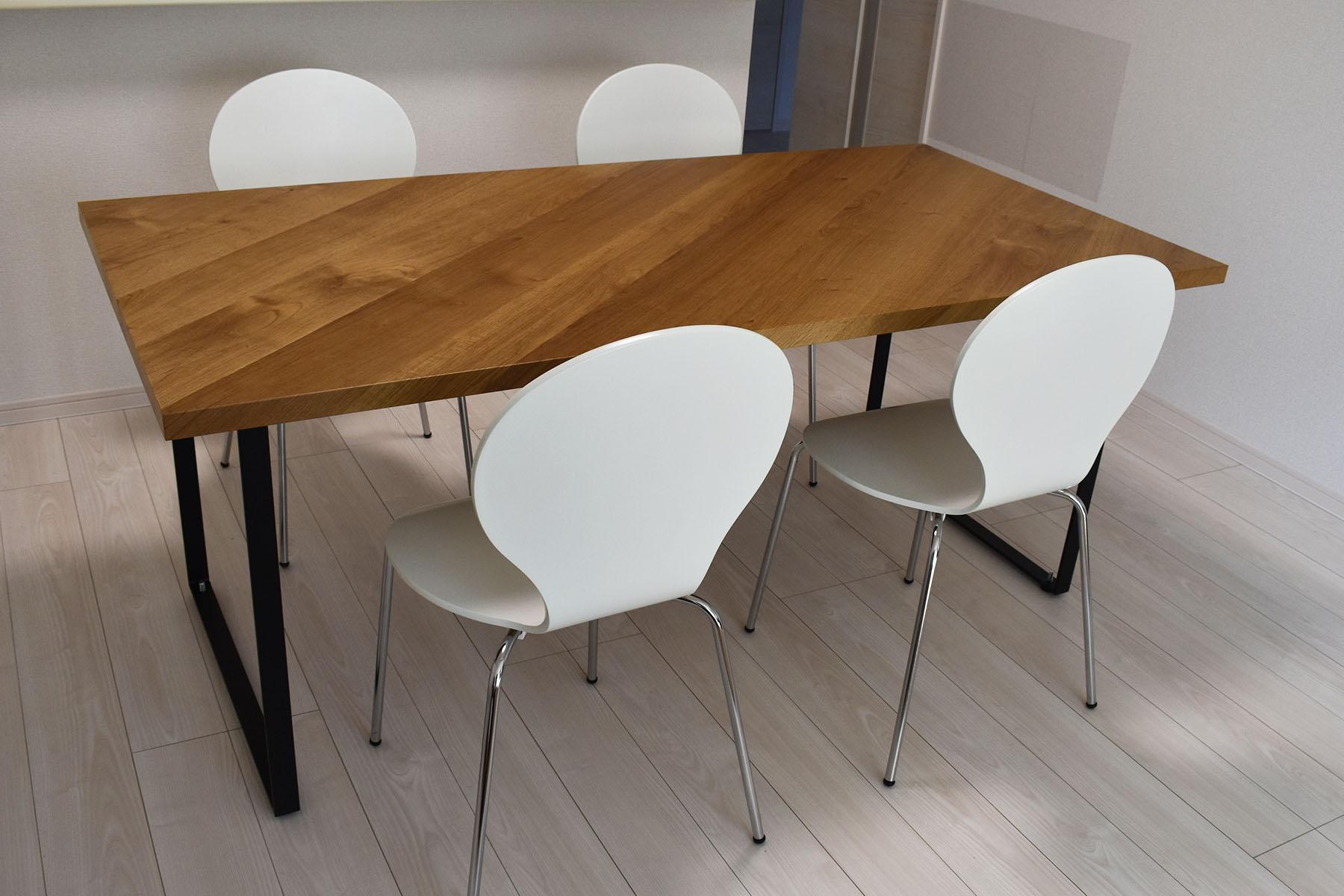 TABLE TOP XL45 NARA KNOTTY